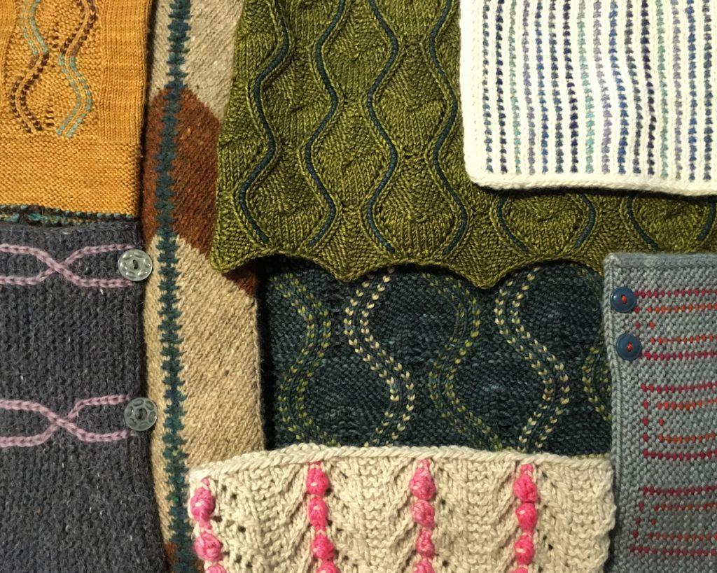 Lorilee Beltman   knitting enabler